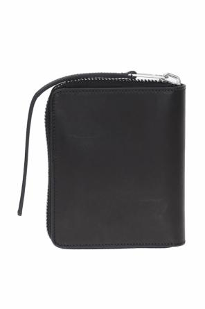 Leather wallet od Rick Owens