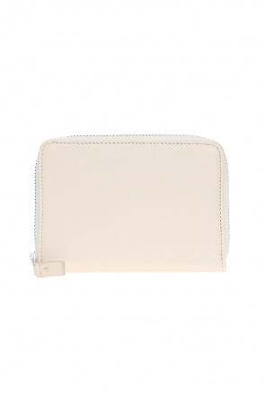 Logo-embroidered wallet od Maison Margiela