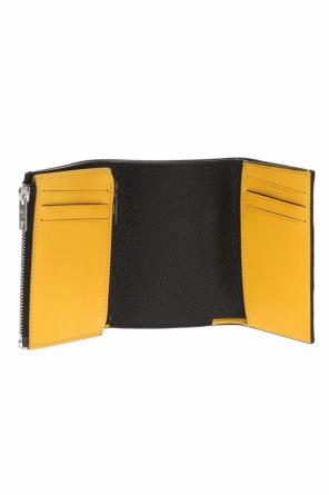 Bi-fold wallet with stitching details od Maison Margiela
