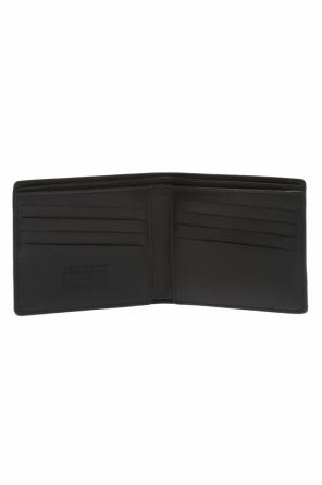 Folded wallet with a convex pattern od Maison Margiela