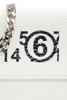 MM6 Maison Margiela Branded wallet with chain