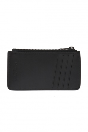 Branded card case od Maison Margiela
