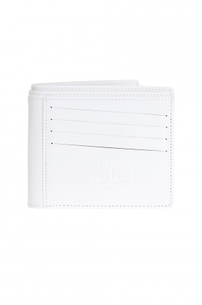 Bi-fold wallet with logo od Maison Margiela