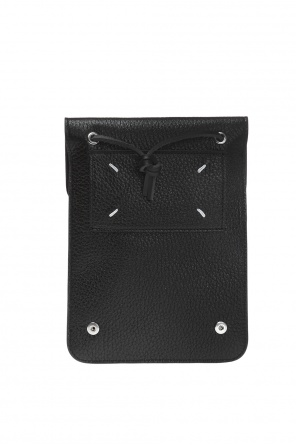 Neck strap card case od Maison Margiela