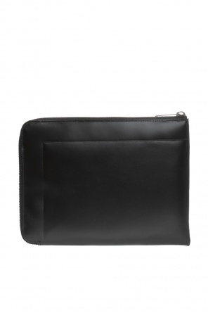 Tablet case with logo od Maison Margiela