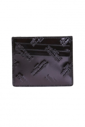 Card case with logo od Maison Margiela
