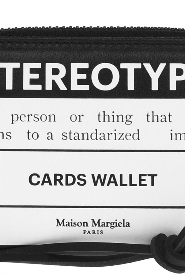 Printed wallet od Maison Margiela