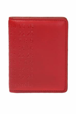 Branded card holder od Maison Margiela