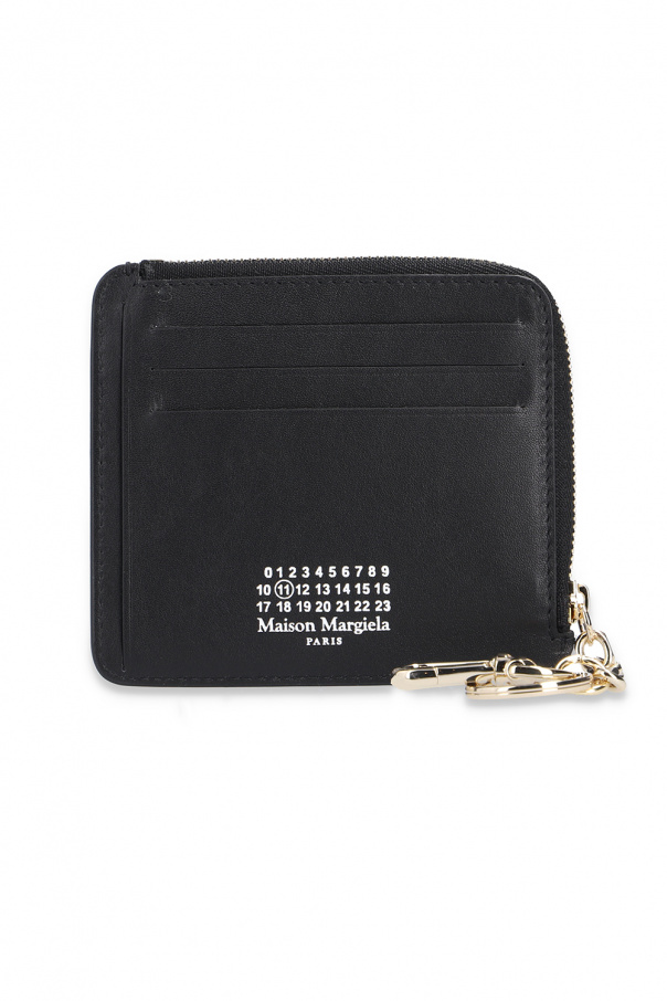Maison Margiela Leather wallet with logo