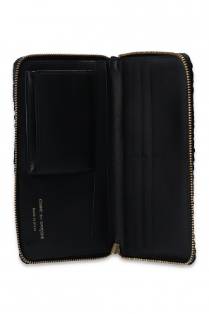 Quilted wallet od Comme des Garcons