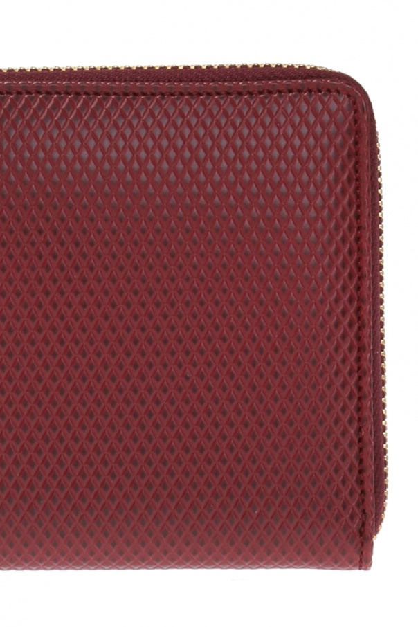 Skórzany portfel od Comme des Garcons