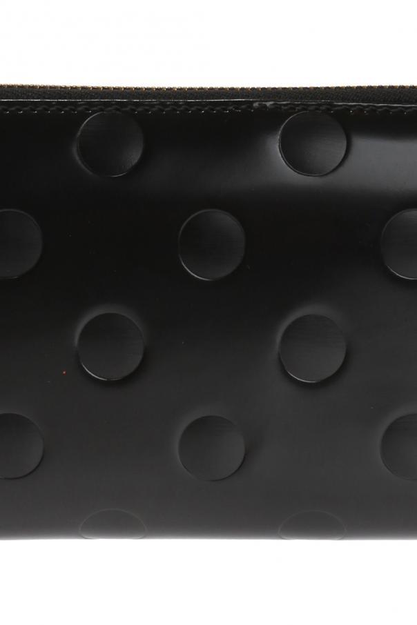 Embossed wallet od Comme des Garcons