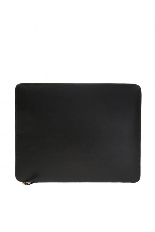 Comme des Garcons Leather tablet case