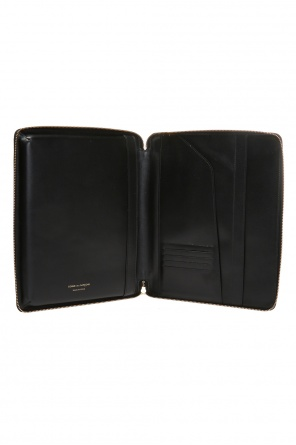 Leather tablet case od Comme des Garcons