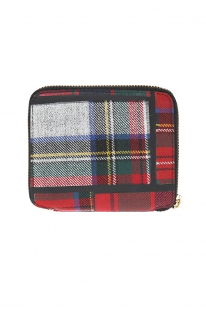 Checked wallet od Comme des Garcons