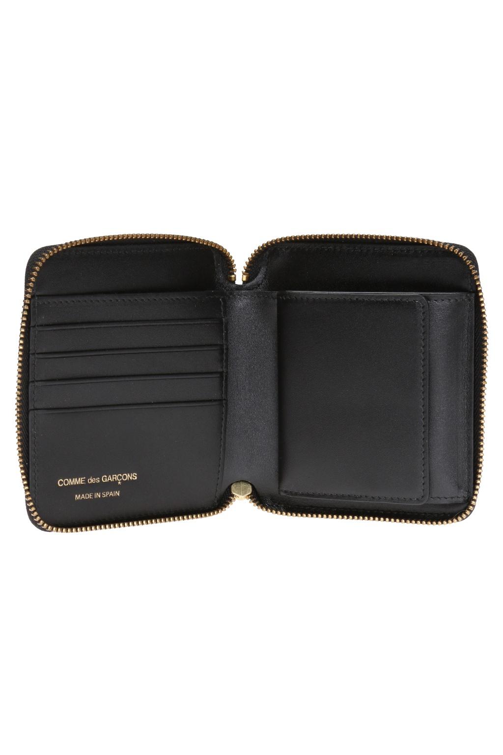 Comme des Garcons Embossed wallet