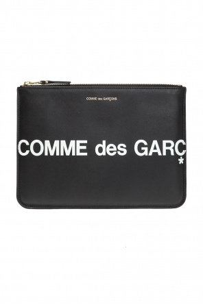 Logo-printed pouch od Comme des Garcons