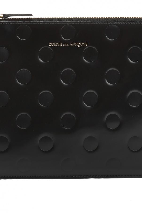 Logo-printed pouch od Comme des Garcons