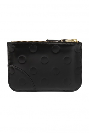 Logo-printed leather wallet od Comme des Garcons