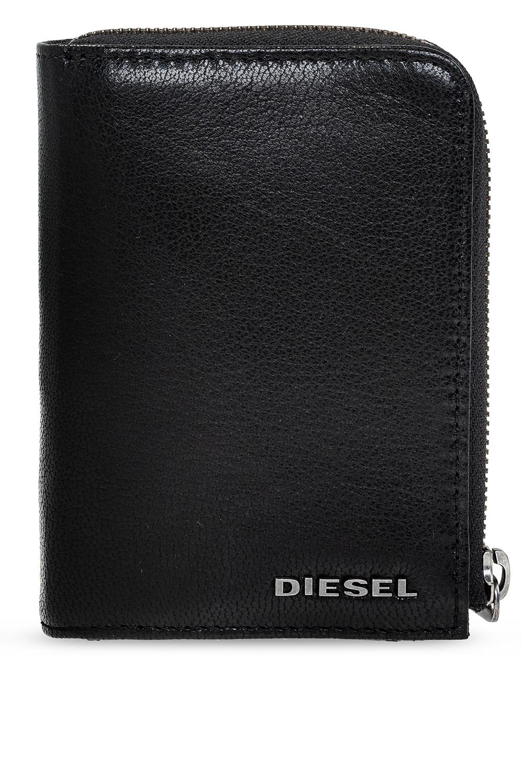 Diesel Folding wallet with logo