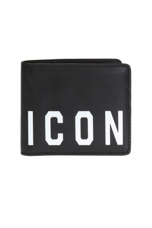 Bi-fold printed wallet od Dsquared2
