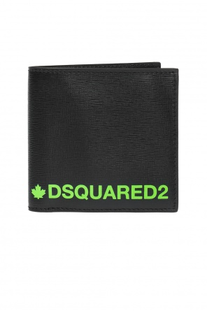 Branded bi-fold wallet od Dsquared2