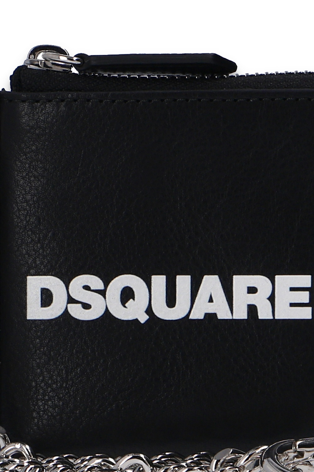 Dsquared2 Card holder with chain