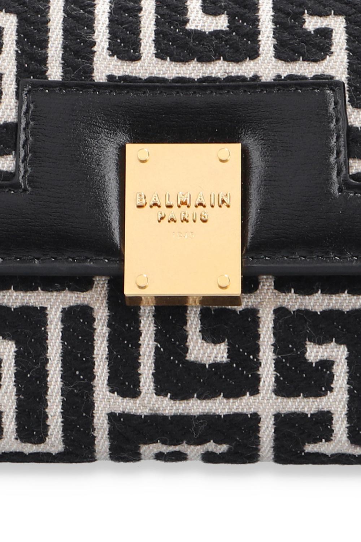 Balmain Monogrammed wallet