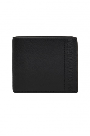 Logo-embossed wallet od Emporio Armani