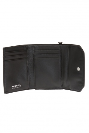 'yamy ii' wallet with logo od Diesel