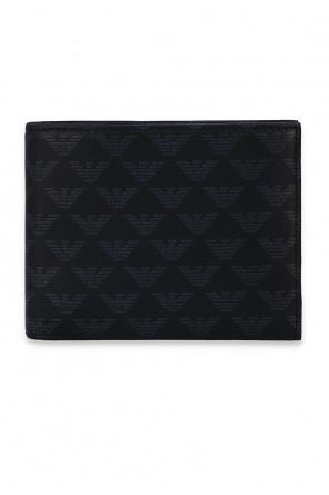 Bifold wallet with logo od Emporio Armani