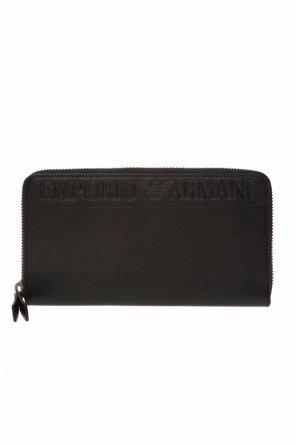 Logo wallet od Emporio Armani