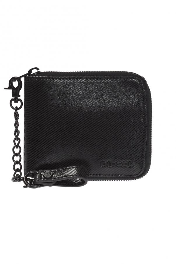 Diesel Wallet with strap