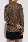 Versace Monogrammed sweater