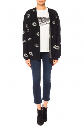 Embroidered cardigan od Sonia Rykiel