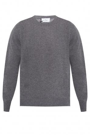 Cashmere sweater od Salvatore Ferragamo