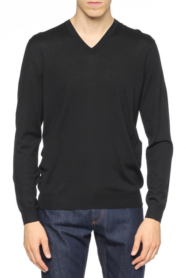 V-neck sweater od Salvatore Ferragamo