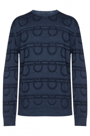 Logo sweater od Salvatore Ferragamo