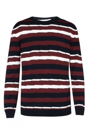 Striped sweater od Salvatore Ferragamo
