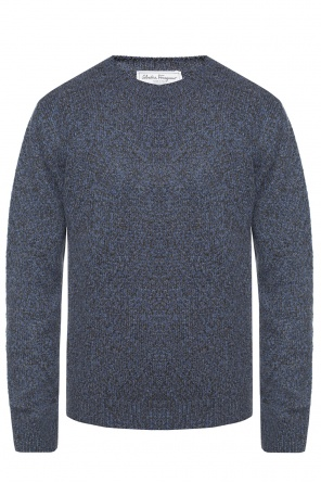 Crewneck sweater od Salvatore Ferragamo