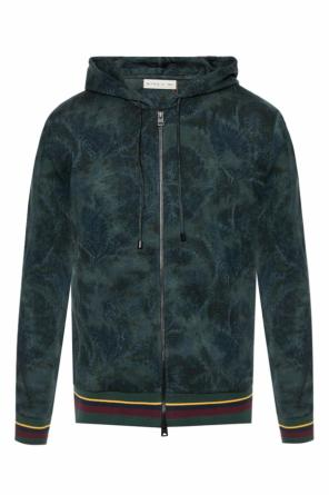 Patterned hoodie od Etro