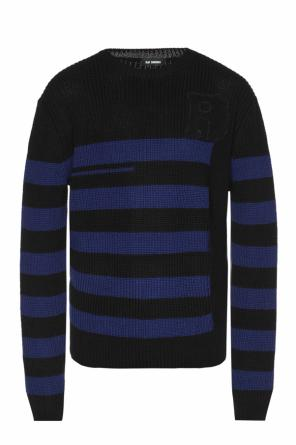 Striped sweater od Raf Simons
