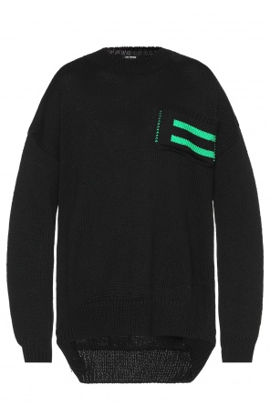 Turtleneck sweater od Raf Simons