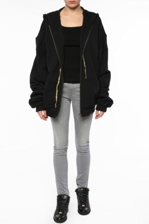 Appliqued sweatshirt od Haider Ackermann