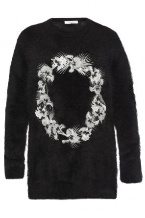 Embroidered sweater od Givenchy