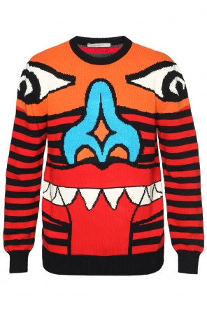 Patterned sweater od Givenchy