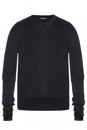 Sweatshirt with triple sleeves od Ann Demeulemeester