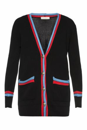 Cardigan with decorative buttons od Etro