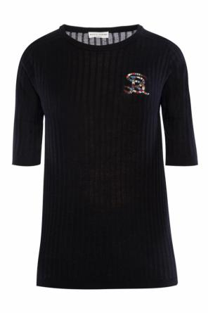 Short sleeve sweater od Sonia Rykiel