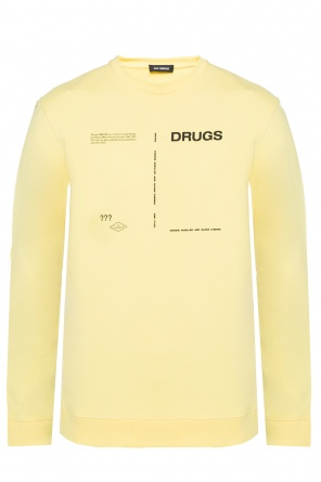 Sweatshirt with prints od Raf Simons